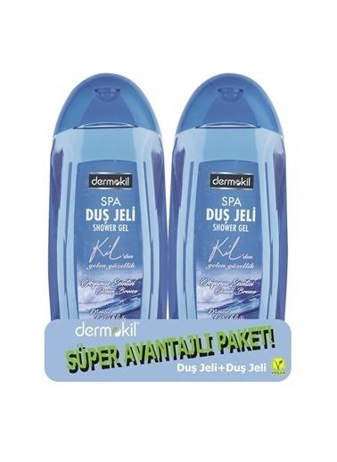 Dermokil Dermokil Okyanus Duş Jeli + Okyanus DuşJeli-2'li Avantajlı Set-500 ml Renksiz
